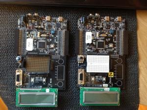 Two Dev Kits